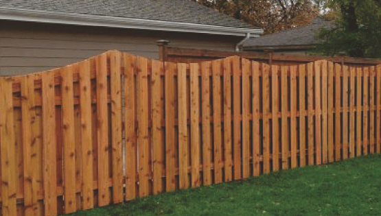 Wood fencing is very popular in Dothan. Wood is affordable and looks great on any property. It's generally used in residential fence applications because of it's warm wood feel that is easily customizable. Wood comes in many styles and can be painted or stained.