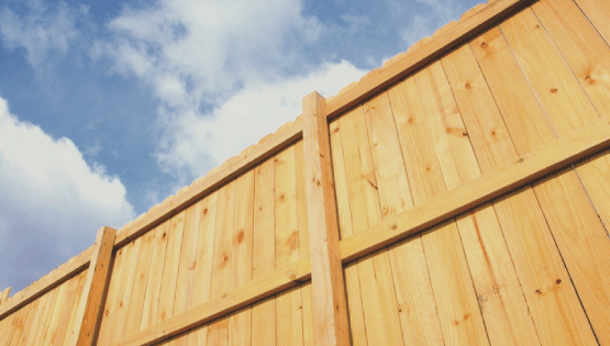There are many different types of fences that you can install if you are looking for privacy. Privacy fences can be made out of wood, vinyl, chain link, etc. It all depends on your budget and the look and style you are going for!